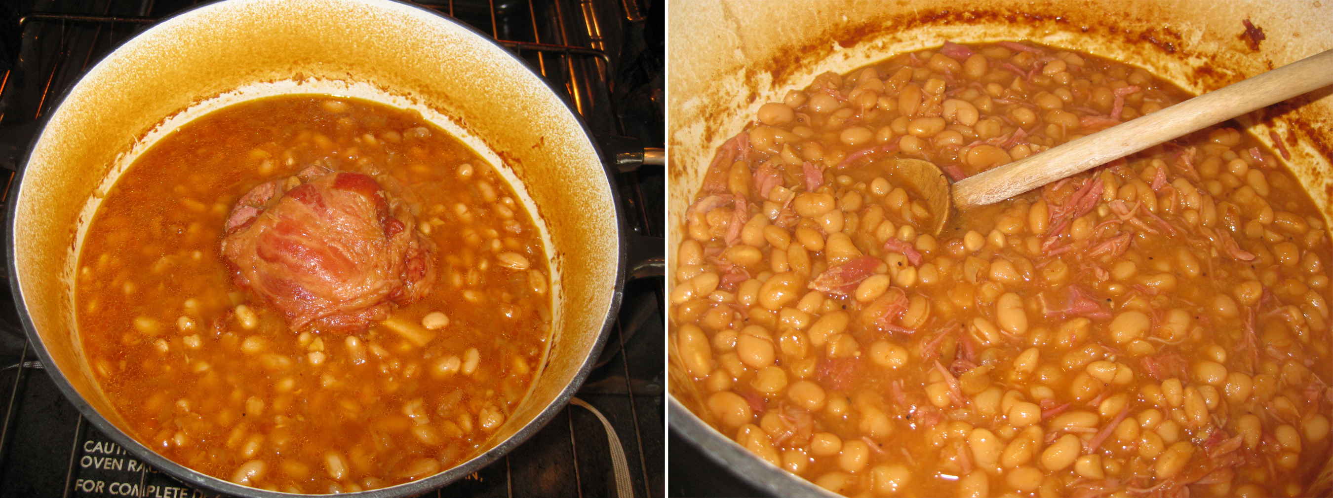 Homemade Spicy Baked Beans With Potato Cakes Gordon Ramsay