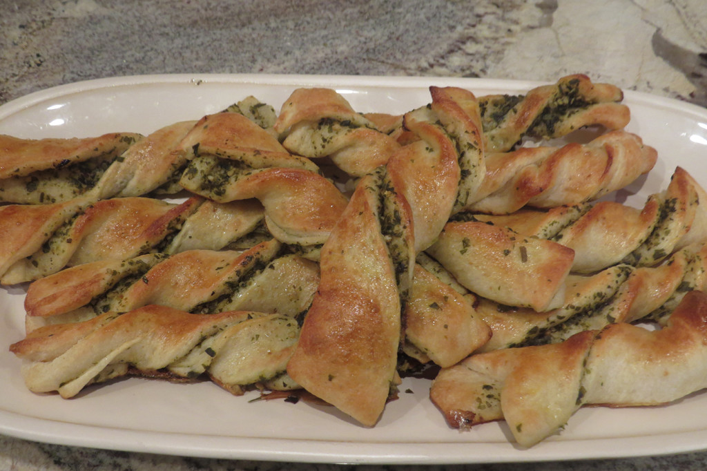 Step 7: Bake in 425˚ oven for 8-12 minutes, or until the tops start to brown. Serve and enjoy!